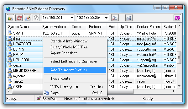 Snmp Discovery - фото 2